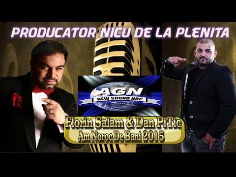 Florin Salam & Dan PiTic - Am Noroc De Bani 2015 (Official Audio)