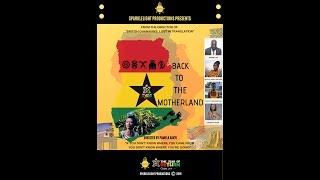 Back To The Motherland OFFICIAL TRAILER