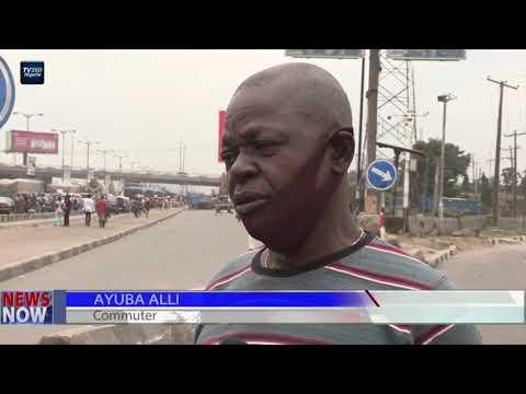 Lagos residents bemoan traffic congestion amidst multiple renovations