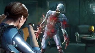 Resident Evil Revelations Remaster Gameplay (PS4/Xbox One)