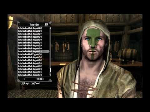 Racemenu/OSA Working In Skyrim Special Edition - YouTube