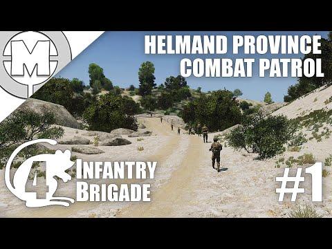 Arma 3 Milsim: Helmand Province Patrol | Episode 1