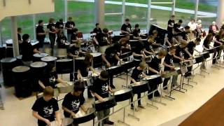 'Here Comes The Sun' by Dover Steel Drum Band