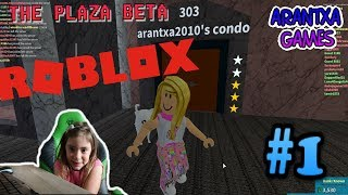ROBLOX - The Plaza Beta