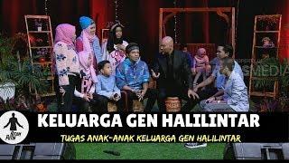 KELUARGA GEN HALILINTAR | HITAM PUTIH (14/02/18) 3-4