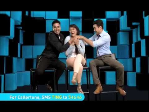 Akshay Kumar, Sonakshi Sinha and Imran Khan go Tung Tucking Ting