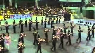 SMA Lokon Marching Band  - ISUZU CUP 2009