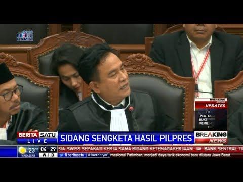 Klaim Kemenangan Prabowo,
