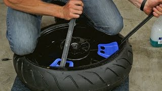 How To Change & Balance Your Own Motorcycle Tires | Mc Garage