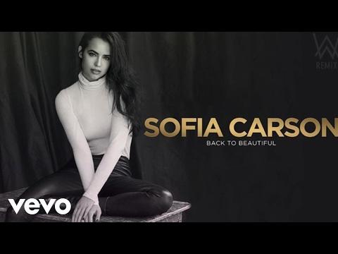 BACK TO BEAUTIFUL - Karaoke - Sofia Carson
