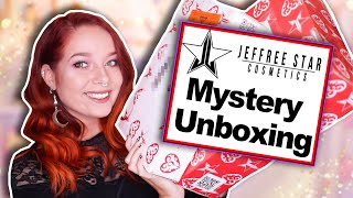 2 MYSTERY MAKE-UP BOXEN !! 💄 (Jeffree Star Cosmetics Valentine 2020 Premium & Deluxe Unboxing)