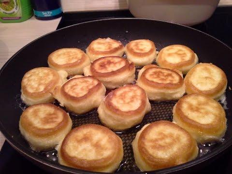 Uštipci recept - ne upijaju ulje / salty Fritters