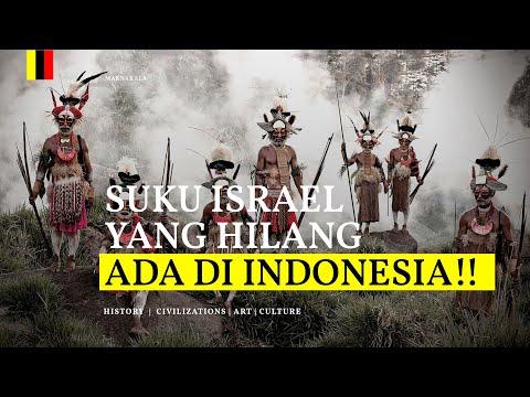 Suku Israel Yang Hilang, Ternyata Ada Di Indonesia | Maknakala