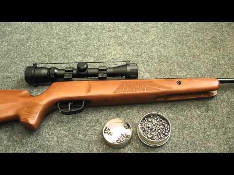 Survival gear: Air rifle for survival