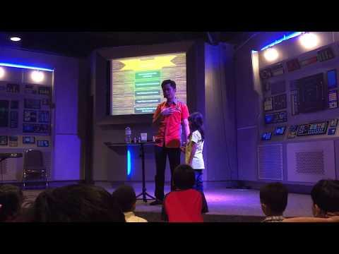 Star Kidz - 23 July 2017 (Yosua)