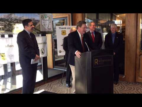 Idaho's congressmen talk about forest collaboration