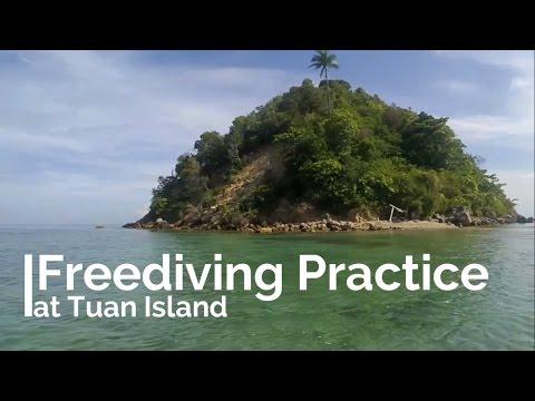 Freediving - Aceh - Indonesia - Pulau Tuan (Tuan Island)