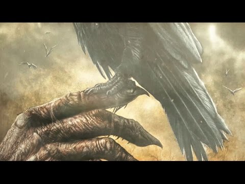 ICED EARTH - Raven Wing (Lyric Video)