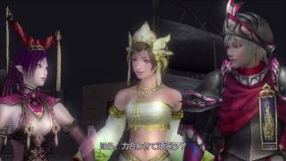 Musou Orochi Z - New Dramatic Cutscenes Compilation (HD)
