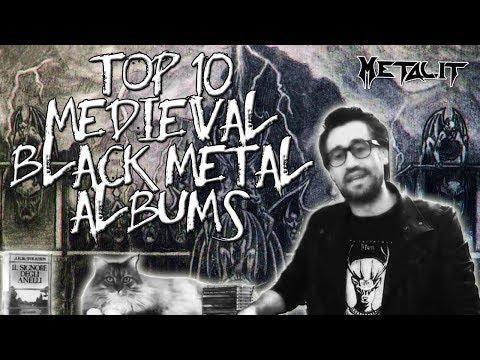 [Top 10] I Dischi Più Significativi Del MEDIEVAL BLACK METAL