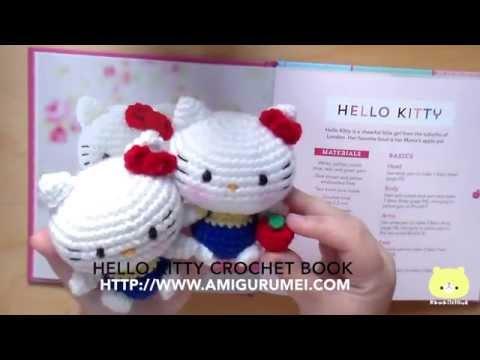 Free Crochet Patterns -HELLO KITTY | Modelos de crochê, Fazer ... | 360x480