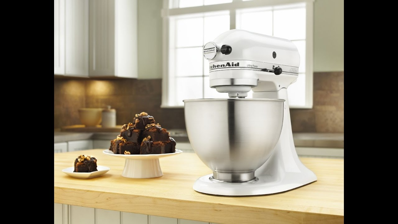 KSM95 Ultra Power® Series 4.5-Quart Tilt-Head Stand Mixer   KitchenAid