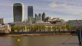 Ambient London The Thames from Hays Galleria to Rotherhithe