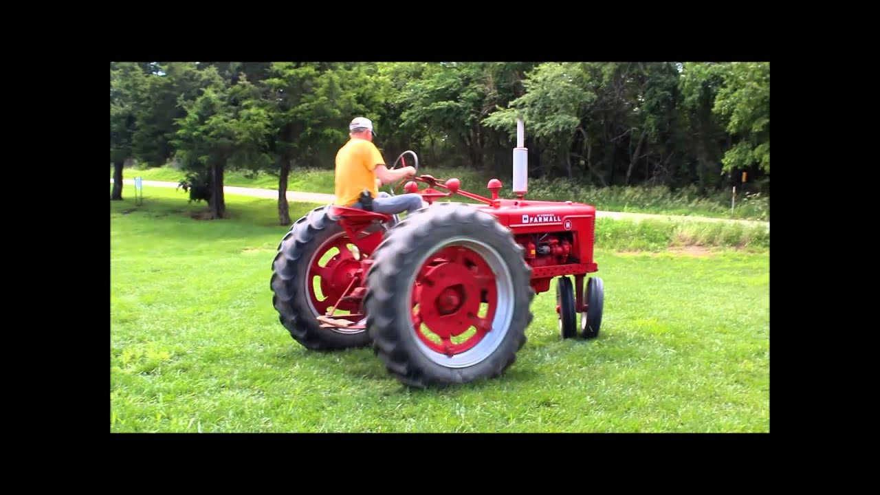 1943 Mccormick Farmall H tractor for sale | sold at auction July ...