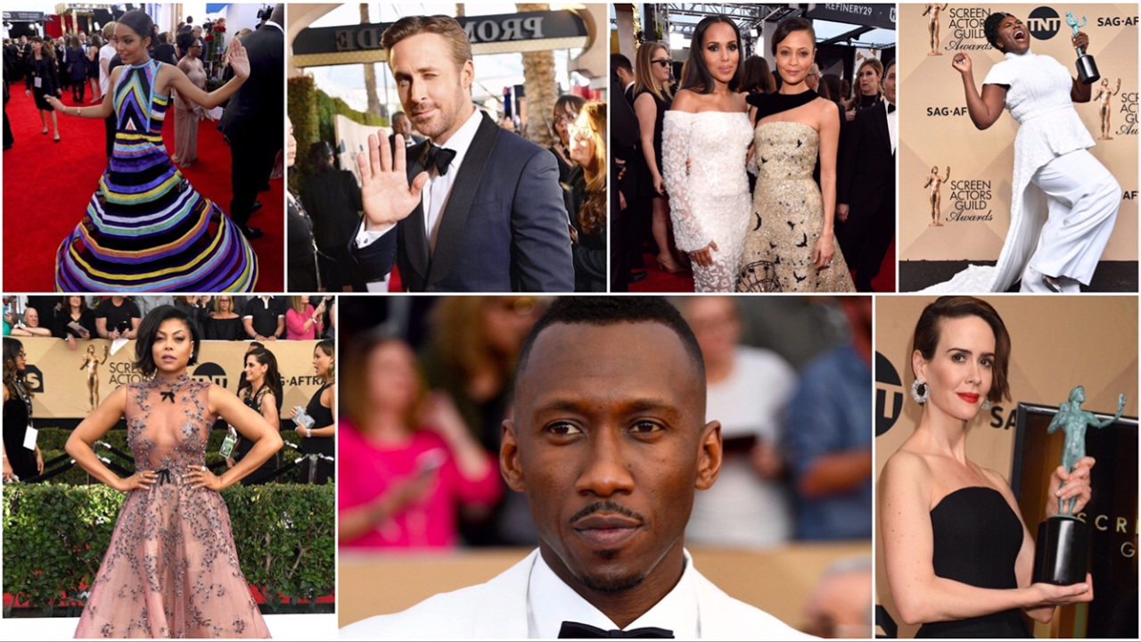 'Black Panther' takes top Screen Actors Guild awards prize ... |Motion Actors Guild