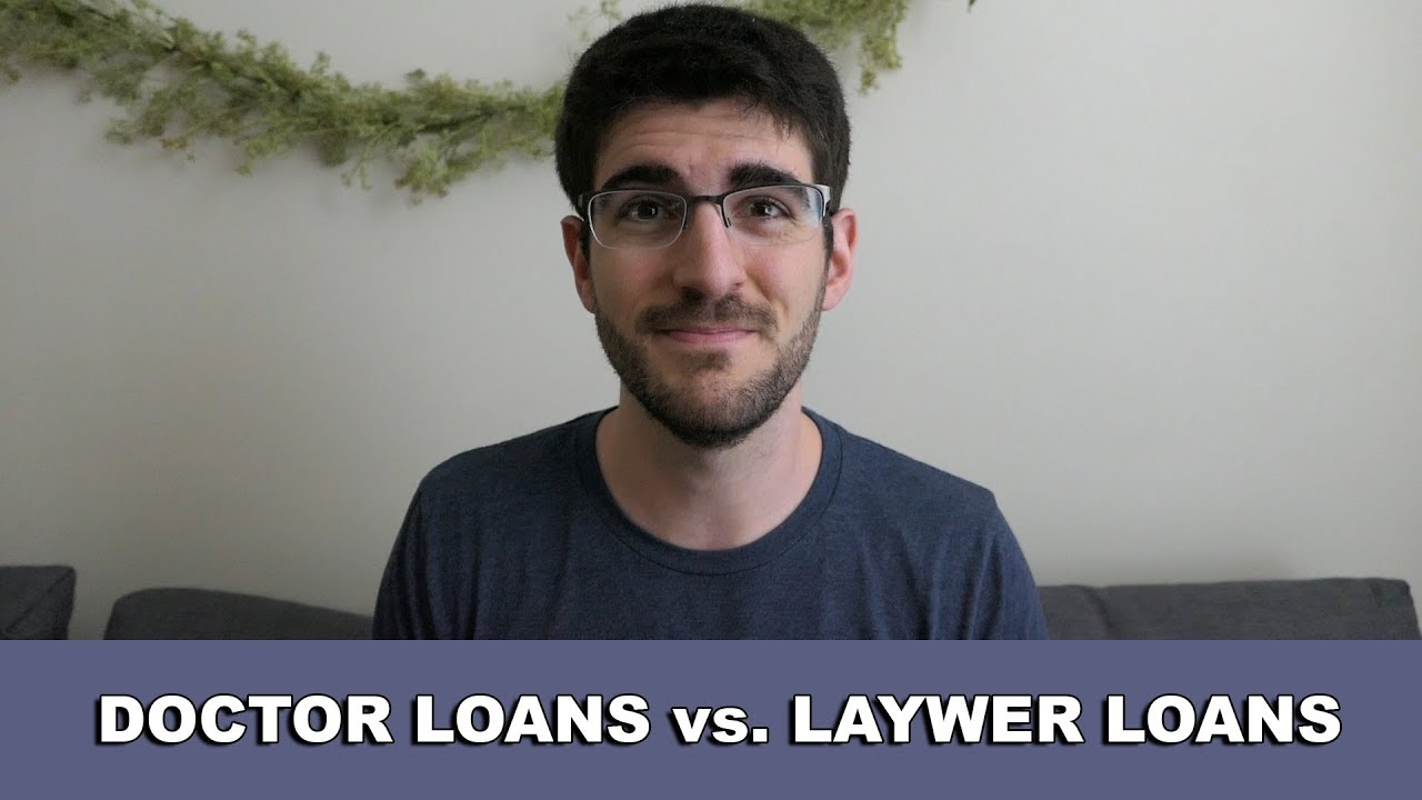 Lawyers With Student Loans Are Worse Off Than Doctors