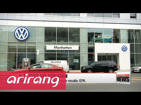 U.S. gov't files civil suit against Volkswagen for environment violations