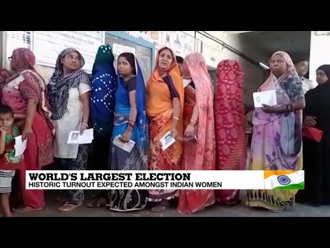 India votes - Women set to play crucial role in Indian election outcome
