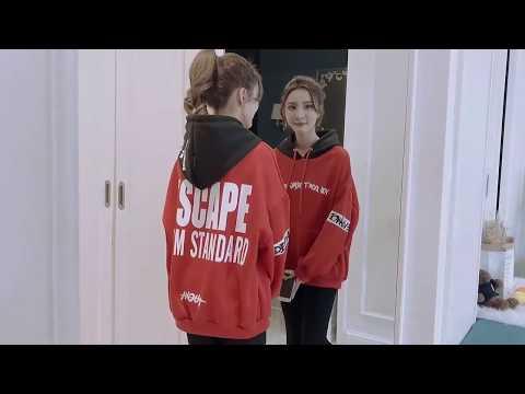 Áo Hoodie Nam Nữ Form Rộng Phong Cách Hàn Quốc Scape