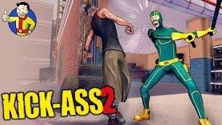 Очередная игра по фильму - Пипец 2 (Kick-Ass 2)