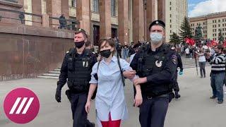 «Университет будет мертвым»: почему сотрудники и учащиеся МГУ вышли на акцию протеста