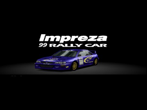 Gran Turismo 2 Subaru Impreza Rally Car 99 Hd Gameplay Youtube