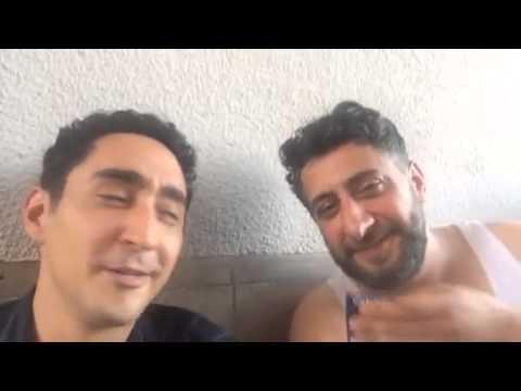 Eko Fresh singt türkisch auf ahmet kaya lied 2014