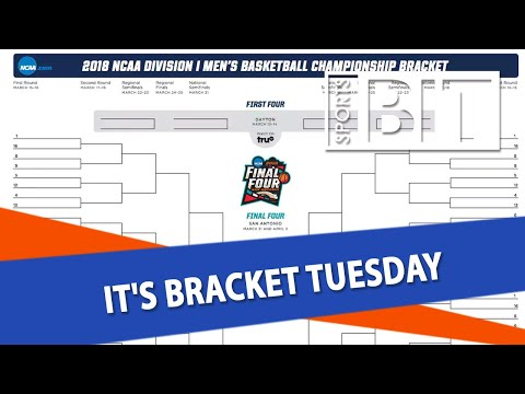 NCAA Bracket Predictions   Sports BIT   Tuesday, March 13