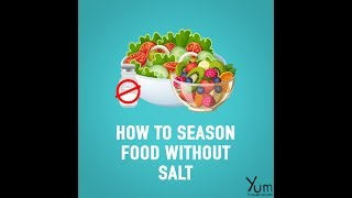 How to Season Food Without Salt