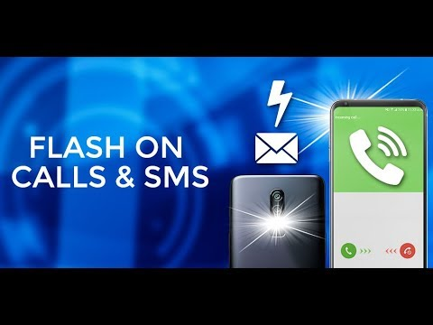 Flash Alerts : Flash On Call And Sms