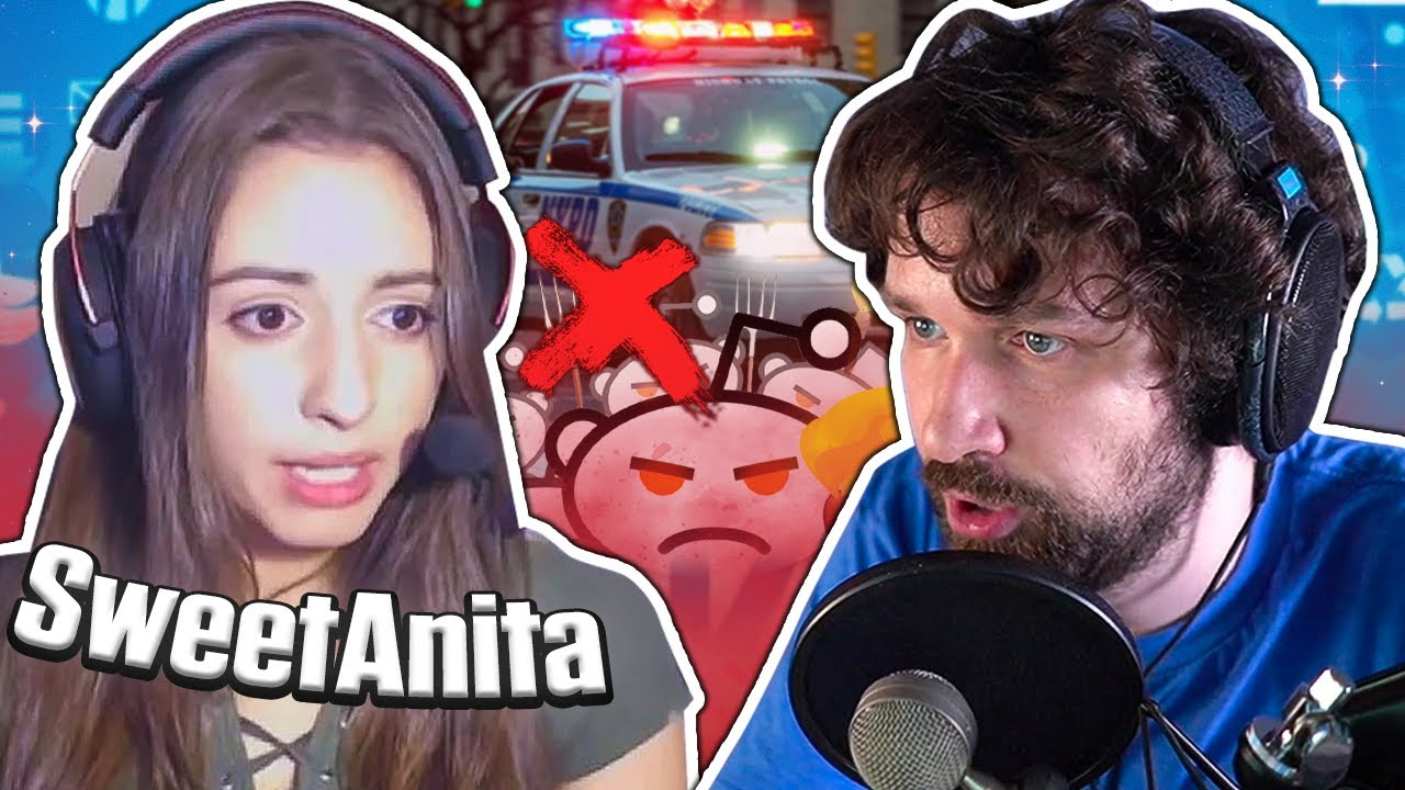 Chatting w/ SweetAnita - Life, Police, Twitch, Cancel Culture, and More