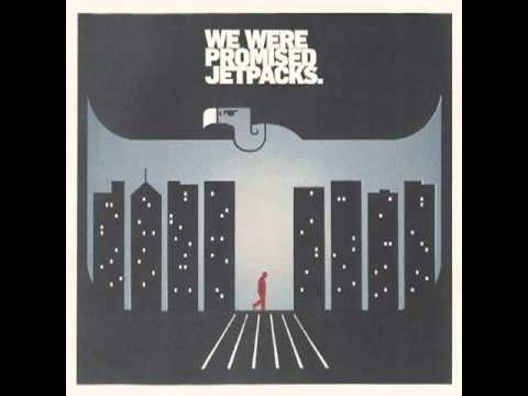 Клип We Were Promised Jetpacks - Picture of Health