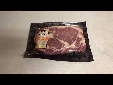 Ribeye Steak Lemon Pepper