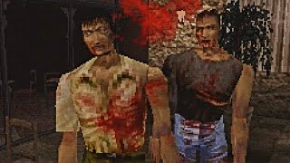 Resident Evil: Survivor (PS1) Playthrough - NintendoComplete