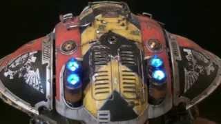 Games Workshop Imperial Knights Titan Lighting