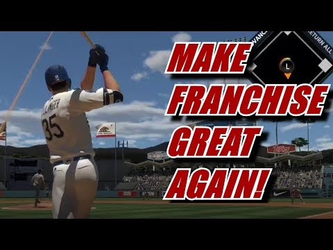 What Franchise Needs To Be Great!! - MLB The Show 18