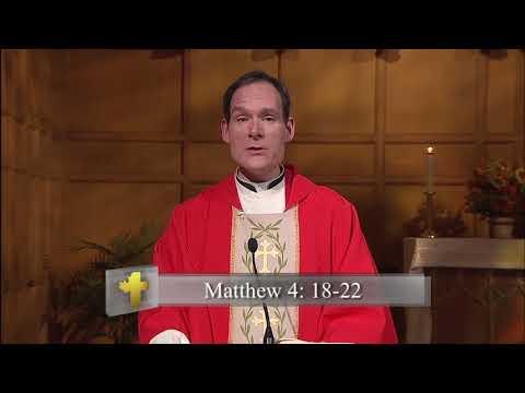 Daily TV Mass Thursday November 30 2017