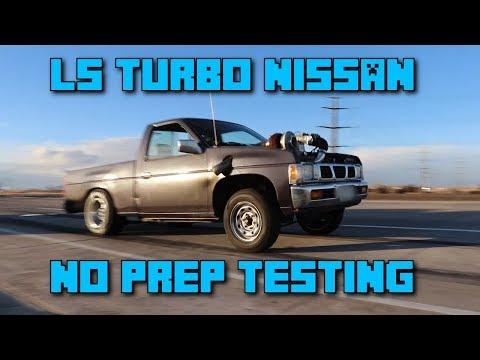 Liam Nissan No Prep Hits