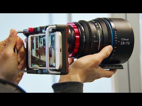 5 ADVANCED GADGETS ACTUALLY EXIST ▶ Big DSLR Lens For SmartPhone