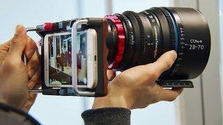 5 ADVANCED GADGETS ACTUALLY EXIST ▶ Big DSLR Lens For SmartPhone